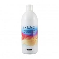 Жидкость для снятия гель-лака I-LAQ (Gel polish remover) 500 мл.