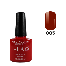 Гель-Лак для ногтей I-LAQ Цвет 005