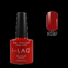 Гель-Лак для ногтей I-LAQ Цвет 007