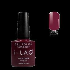 Гель-Лак для ногтей I-LAQ Цвет 017