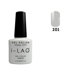 Гель-Лак для ногтей I-LAQ Цвет 201