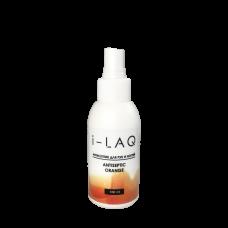 Антисептик для рук и ногтей I-LAQ Апельсин (Antiseptic Orange) 100 мл.