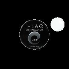 Гель для моделирования ногтей I-LAQ CLEAR 15 мл.